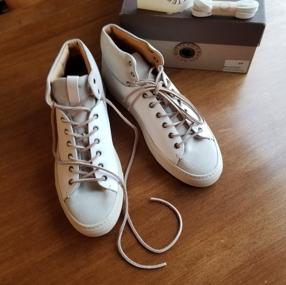 Tanio Off Sneakers Buttero High White Nwt Top tCdBsrhQx